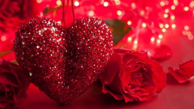 Сердце из роз картинки и фото   подборка 009