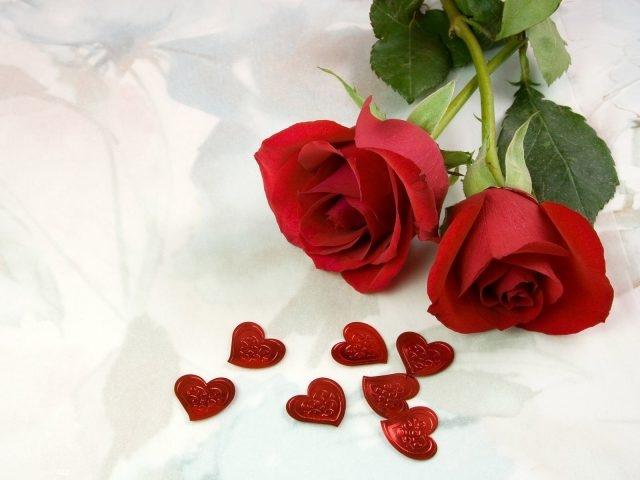 Сердце из роз картинки и фото   подборка 022