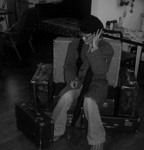 Сидим на чемоданах картинки и фото017