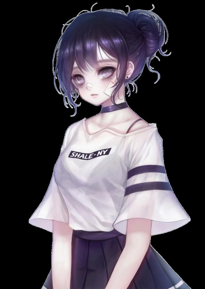 Скачать аниме фото девушки   подборка 006