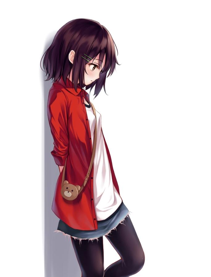 Скачать аниме фото девушки   подборка 023