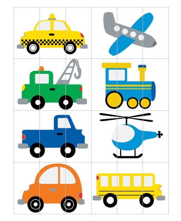 Скачать бесплатно картинки для детского сада транспорт (1)