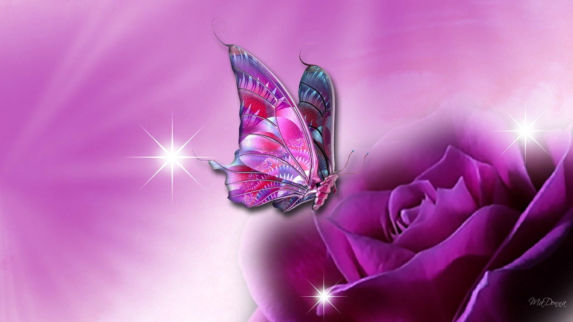 Скачать бесплатно обои бабочки на рабочий стол   подборка (10)