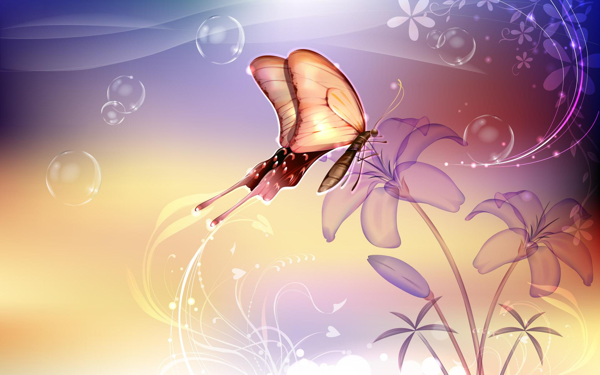 Скачать бесплатно обои бабочки на рабочий стол   подборка (21)