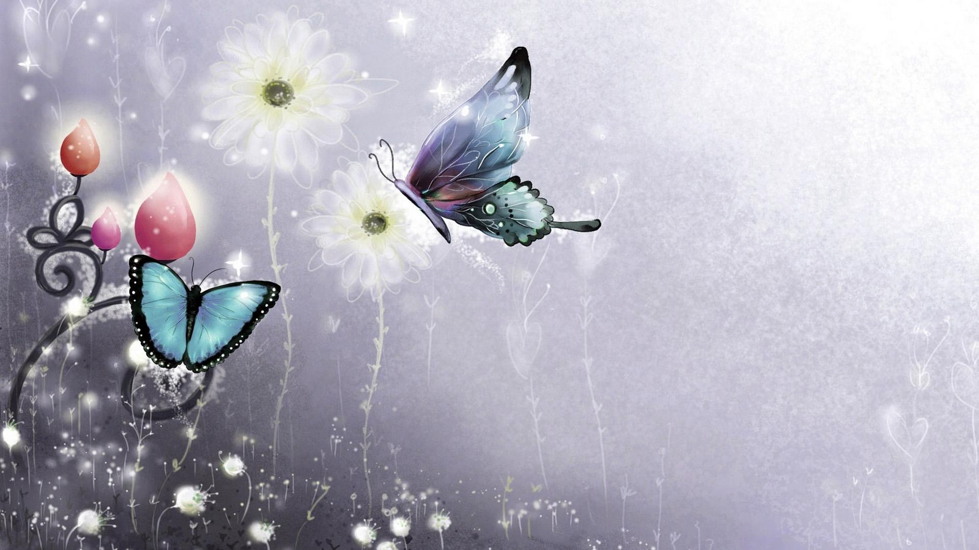 Скачать бесплатно обои бабочки на рабочий стол   подборка (23)