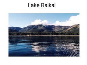 Скачать бесплатно фото озеро Байкал 028