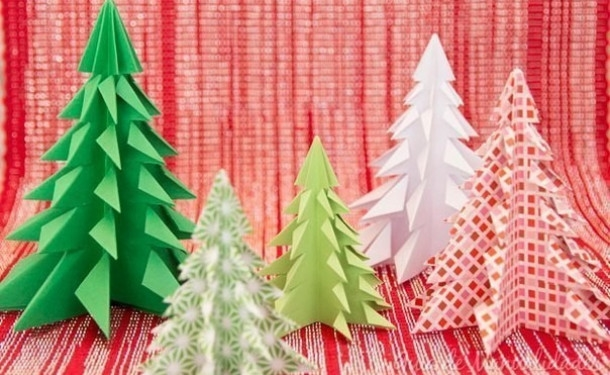 Скачать картинки Новый год поделка в садик 022