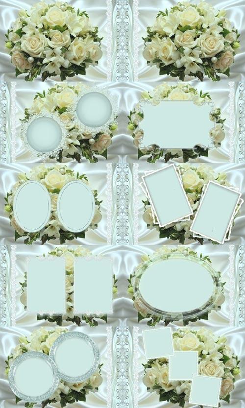 Скачать картинки белые розы   подборка 016