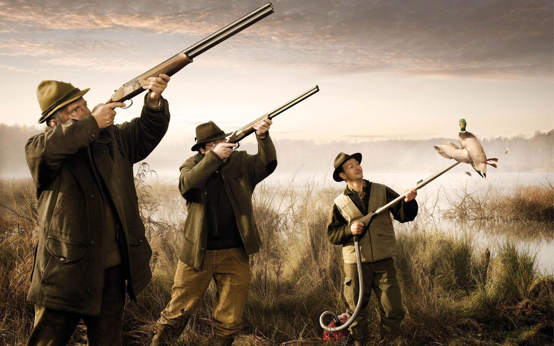 неизвестно, картинка идут охотники название кулич