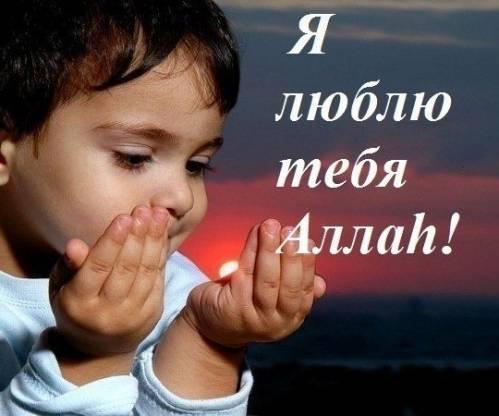 Скачать картинки про Аллаха с надписями   подборка фото (12)
