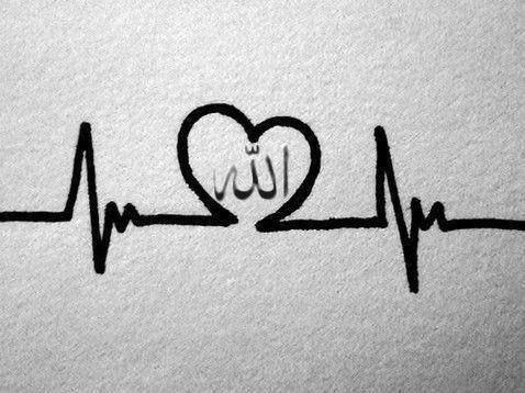 Скачать картинки про Аллаха с надписями   подборка фото (22)