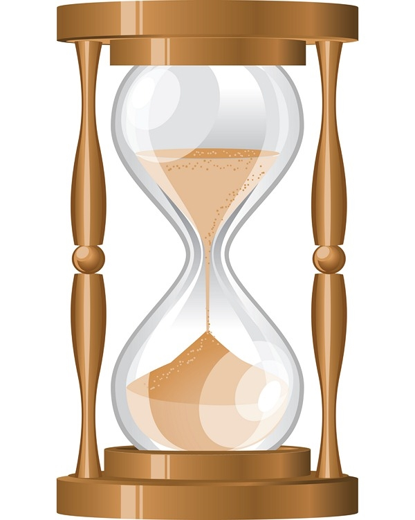 Надписями, картинки песочные часы для детей