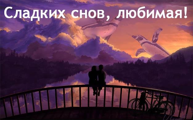 Сладких снов любимому   картинки и открытки (10)