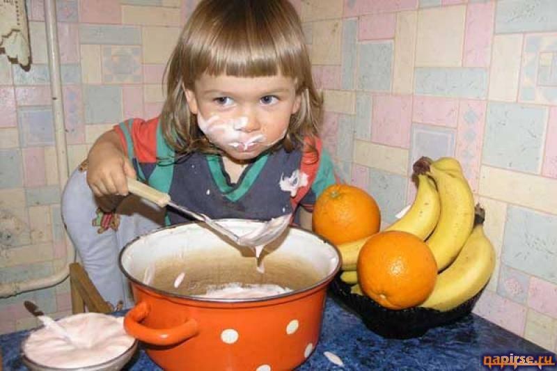 Смешные картинки детей маленьких   подборка009