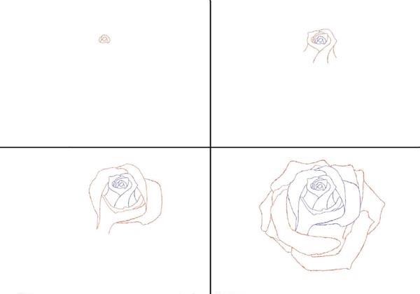 Смешные картинки карандашом легкие и простые007