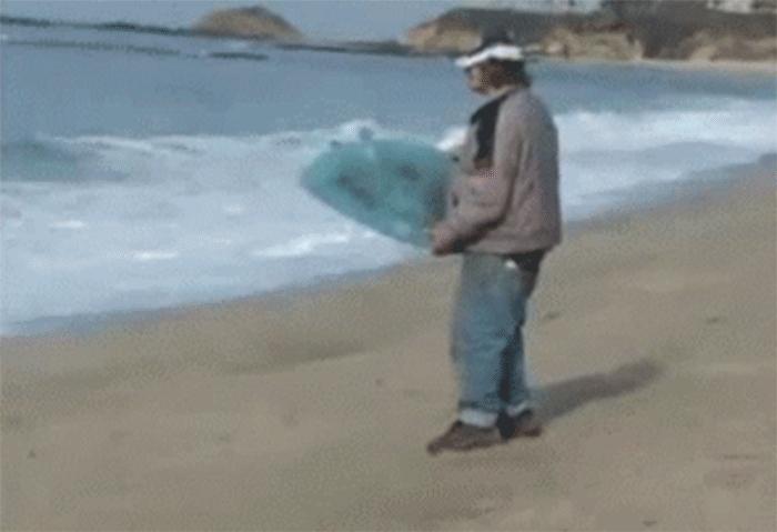 Смешные картинки про пляж   смотреть бесплатно 004