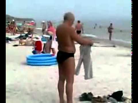 Смешные картинки про пляж   смотреть бесплатно 018