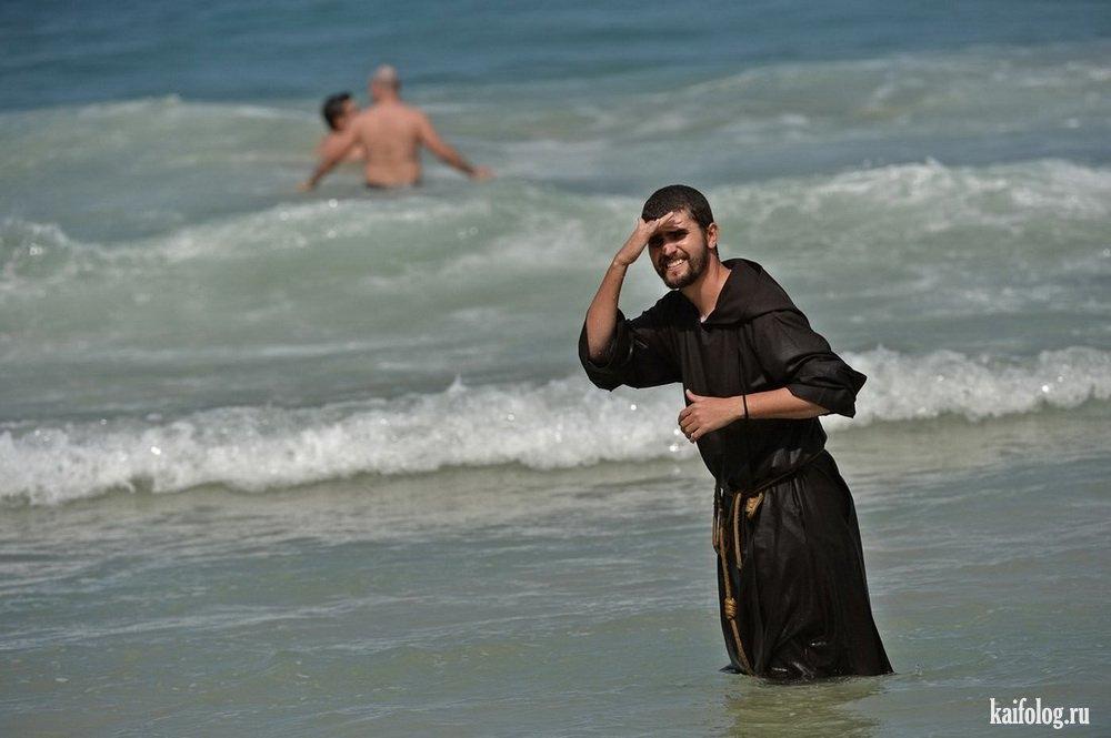 Смешные картинки про пляж   смотреть бесплатно 025