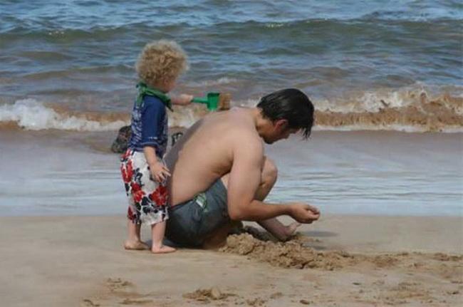Смешные картинки про пляж   смотреть бесплатно 029