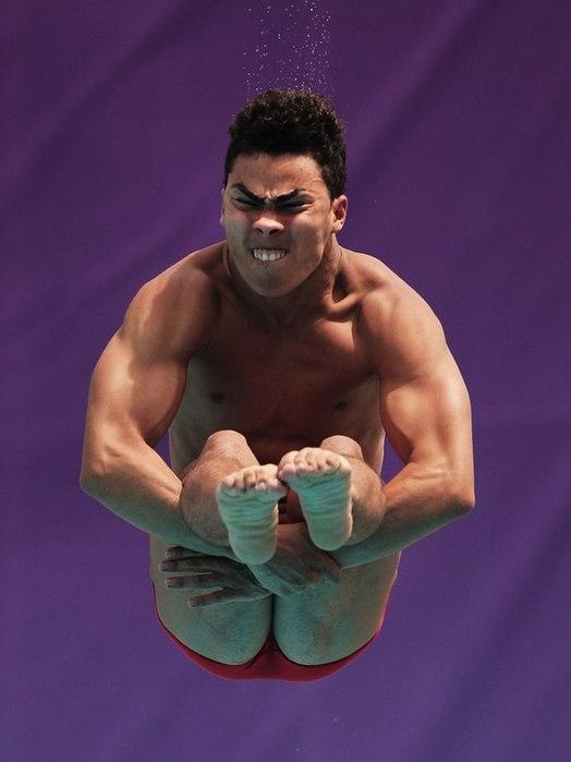 Смешные картинки про спортсменов   фото 003