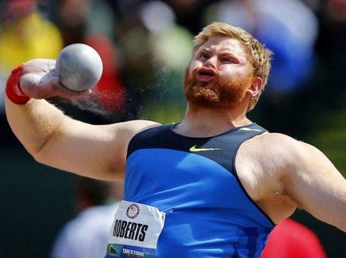 Смешные картинки про спортсменов   фото 008
