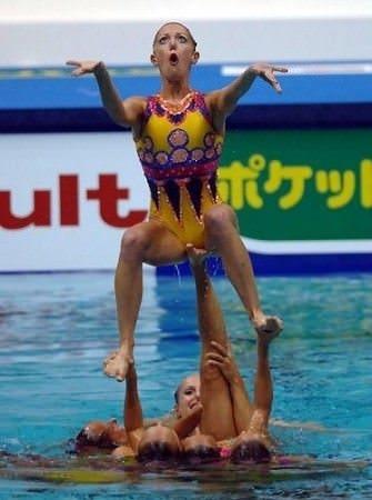 Смешные картинки про спортсменов   фото 014
