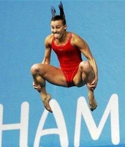 Смешные картинки про спортсменов   фото 025