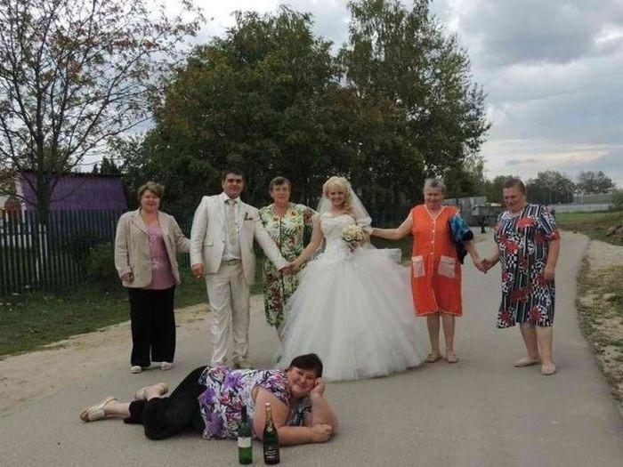 Смешные картинки со свадьбы   подборка001