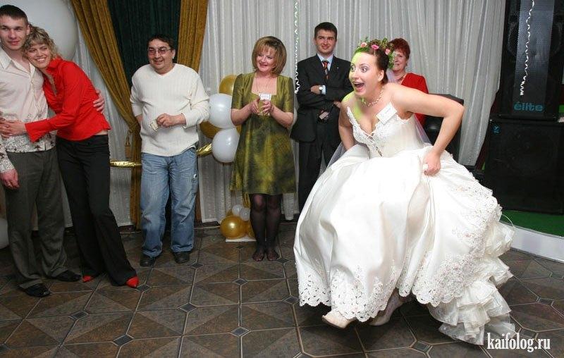 Смешные картинки со свадьбы   подборка002