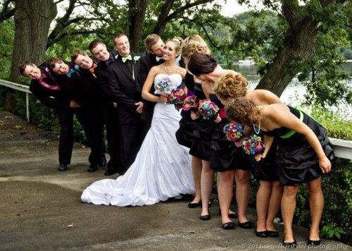 Смешные картинки со свадьбы   подборка007