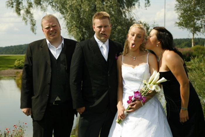 Смешные картинки со свадьбы   подборка010