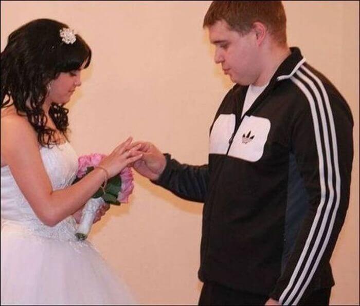 Смешные картинки со свадьбы   подборка013