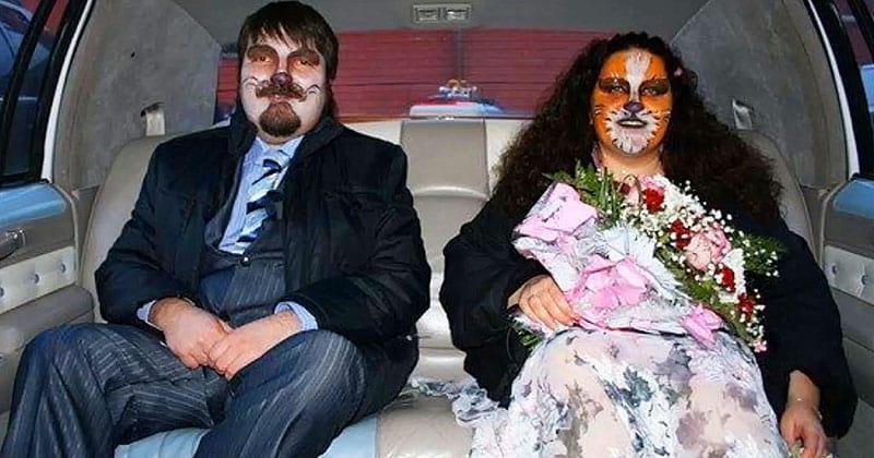 Смешные картинки со свадьбы   подборка014