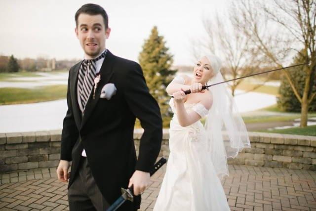 Смешные картинки со свадьбы   подборка015
