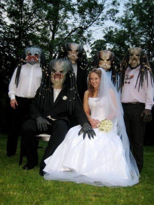 Смешные картинки со свадьбы   подборка021