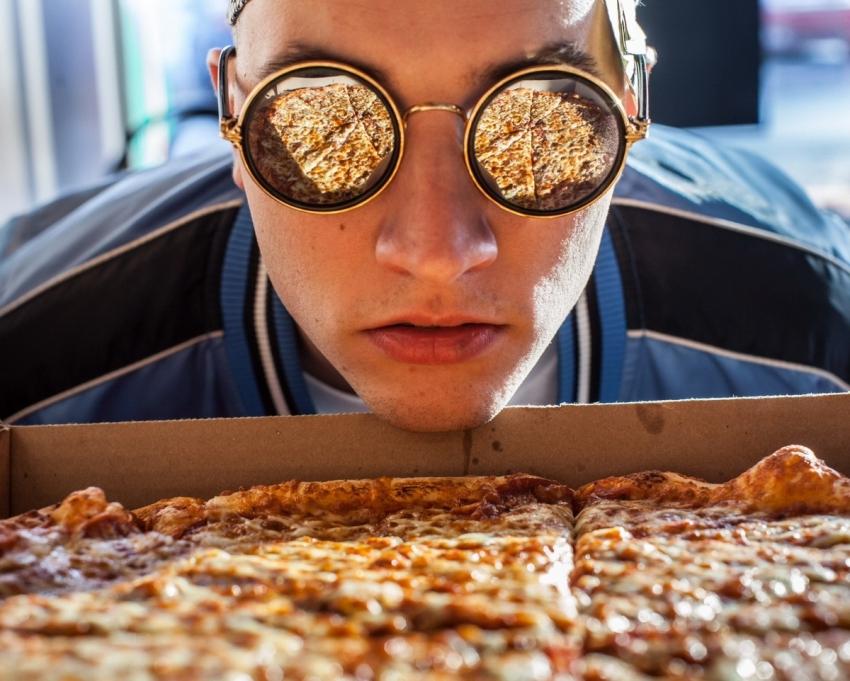 Смешные картинки с пиццей   подборка 009