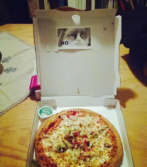 Смешные картинки с пиццей   подборка 027