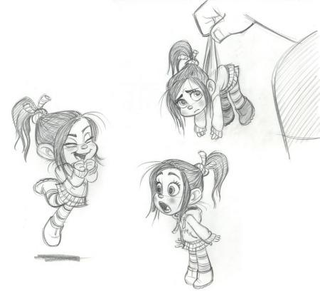 Смешные рисунки для ЛД для срисовки 017