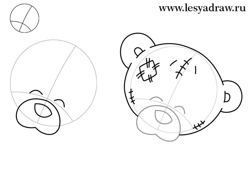 легкие рисунки карандашом для начинающих прикольные по шагам фото если это