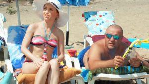 Смешные фото приколы с девушками на пляже   картинки (5)