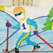 Спорт и я картинки   подборка рисунков022