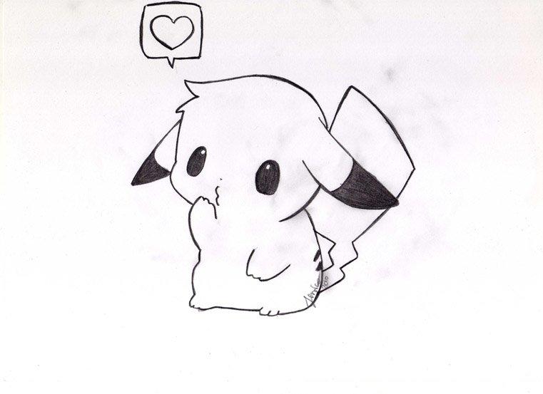 Срисовать карандашом прикольные рисунки   подборка 009