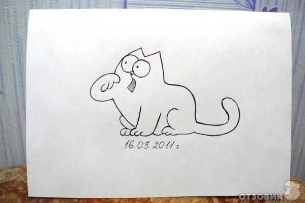 Срисовать карандашом прикольные рисунки   подборка 017