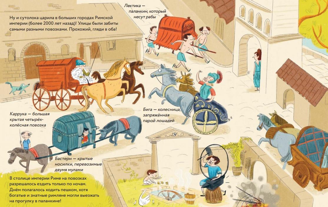 Старинный транспорт картинки для детей 012