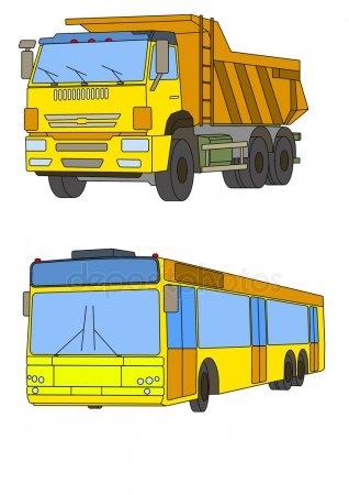 Старинный транспорт картинки для детей 016