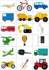 Старинный транспорт картинки для детей 029