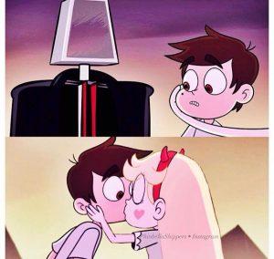 Стар и Марко поцелуй картинки 022