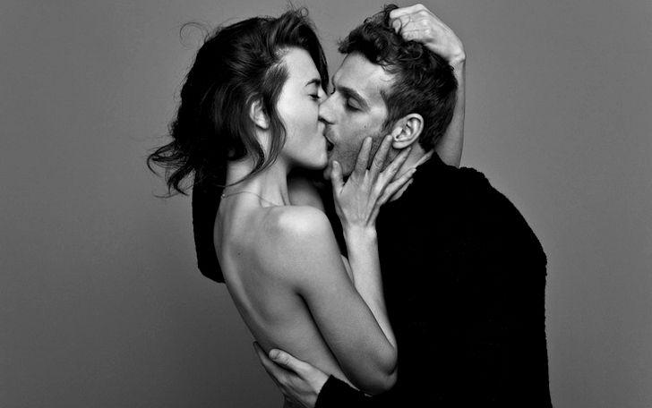 Страстный поцелуй красивые картинки 001