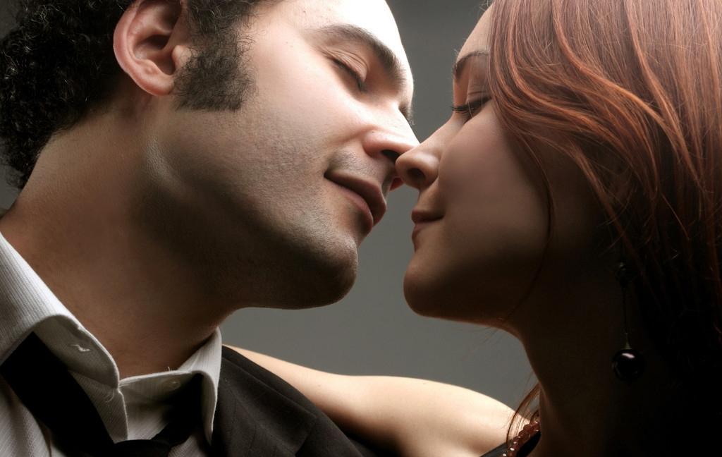 Страстный поцелуй красивые картинки 005