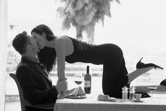 Страстный поцелуй красивые картинки 011